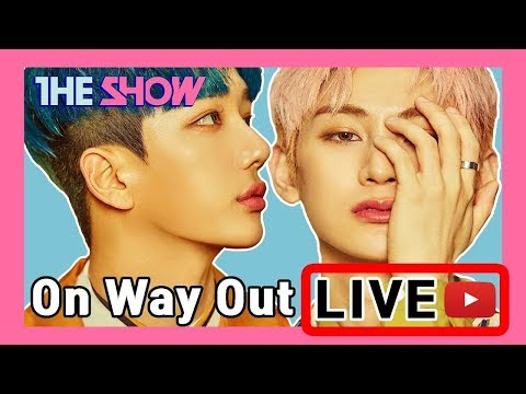 [LIVE] The Show ON WAY OUT (190618) 