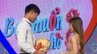 Cô gái Nghệ An lì lợm và chàng trai Nam Định lầy lội   Cặp đôi BMHH đẹp đôi nhất tháng 5-2018 😆