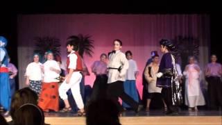 """Caden's Class Operetta, """"Aladdin!"""""""