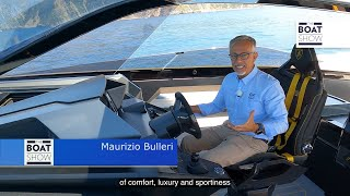 WORLD PREMIÈRE: TECNOMAR FOR LAMBORGHINI 63 - Top Speed Ride and Review Motor Boat - The Boat Show