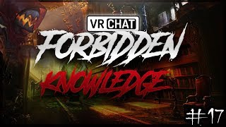 Forbidden Knowledge - Episode 17, Perplexing Task