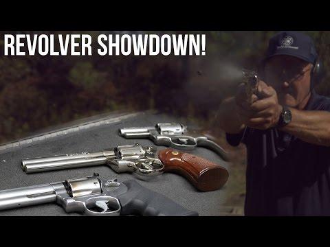 Colt Python Vs SW L Frame Ruger Speed Six