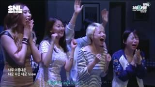 "[VIETSUB] SHINee SNL Korea - Opening ""View"" 1/2 {SHINee Team}"