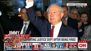 Donald Trump Couldn't Even Fire Jeff Sessions Himself