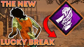 Streamers React to NEW Lucky Break (Actually BROKEN) | Dead by Daylight