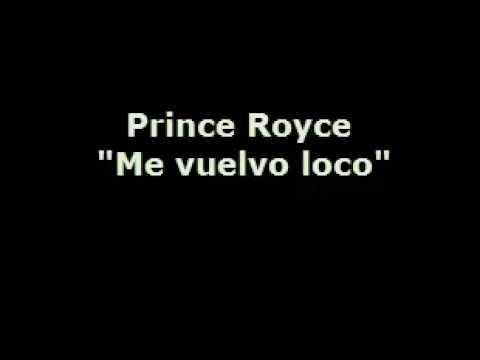 Prince Royce -Me vuelvo loco-