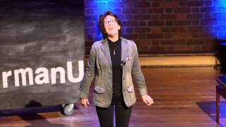 Accidentally Famous: The Story Behind the Original Voice of Siri   Susan Bennett   TEDxFurmanU