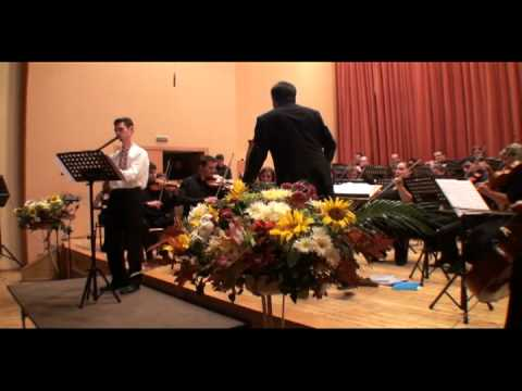 Vasil Belezhkov - 'The Gold-fingered' suite for kaval and symphonic orchestra /in memory of Stoyan Velichkov/ - 6th movt.