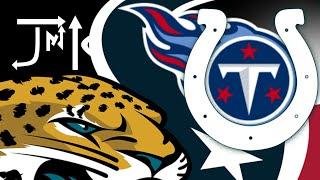 AFC South Preview: Jacksonville Jaguars, Tennessee Titans, Indianapolis Colts, Houston Texans [OTS]