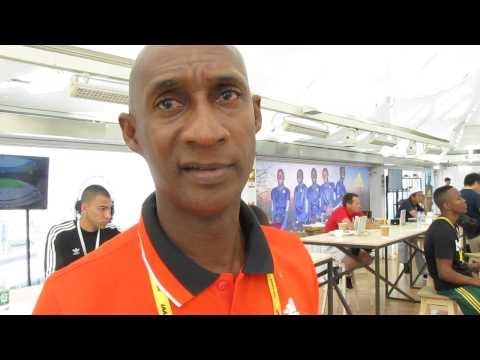 Beijing 2015: Interview Jamaica Athletics Administrative Association  Garth Gayle