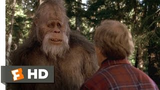 Harry and the Hendersons (8/9) Movie CLIP - Goodbye, My Friend (1987) HD