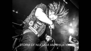 NUCLEAR HELLFROST - DEMO I (2012)