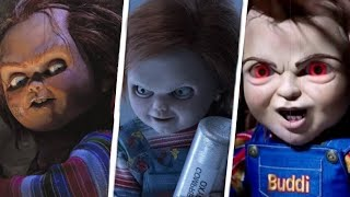 Evolution of Chucky voice (1988-2019) Brad Dourif - Mark Hamill 2.0