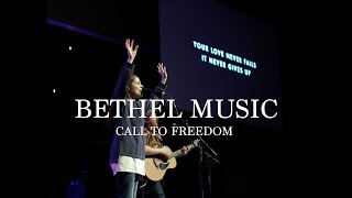 CALL TO FREEDOM'S NIGHT FOR SURVIVORS // Bethel Music Artists Concert 2019