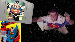 Superman 64 - Nintendo 64 - Angry Video Game Nerd - Episode 51