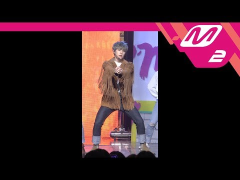 [MPD직캠] JBJ 김동한 직캠  '꽃이야(My Flower)' (JBJ KIM DONGHAN FanCam) | @MCOUNTDOWN_2018.1.18