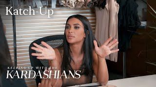 "Kim & Kourtney Fight Over Candy: ""KUWTK"" Katch-Up (S17, Ep 9) 