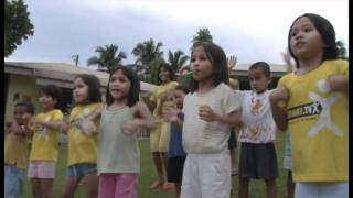 The Pizzahut song: Fast Food Dance 2012 (Eric Dikeb and the Letsshare team)