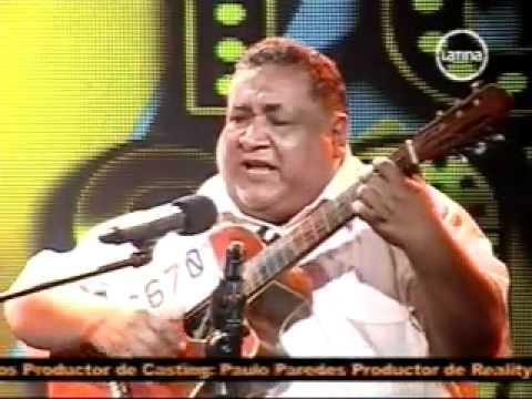 YO SOY PERU [12/06/12] Casting ZAMBO CAVERO. Extraordianarioooo. YO SOY