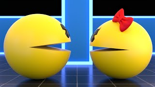 It's Ms. Pac-Man (All Episodes)