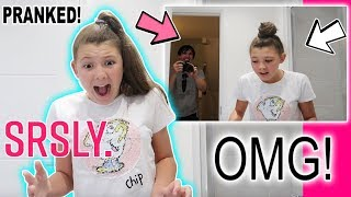 I FINALLY GOT HER! - HILARIOUS PRANK ON MY 12 YEAR OLD!