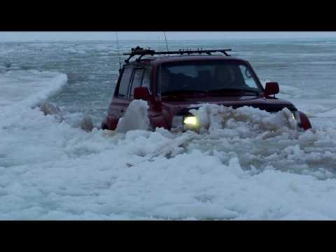 Repeat youtube video iceland 4x4 video in deep water