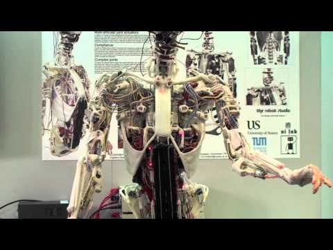 FET11 - ECCE Human Robot presented by Hugo Gravato Marques