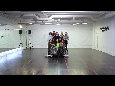 이달의 소녀 (LOONA) - Butterfly Dance Practice (Mirrored)