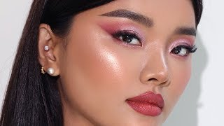 MY SIGNATURE LOOK ON ASIAN HOODED EYES   Hindash