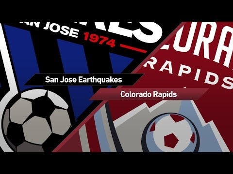 San Jose Earthquakes vs Colorado Rapids