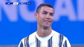 Cristiano Ronaldo Vs Inter Milan Away HD 1080i (17/01/2021)