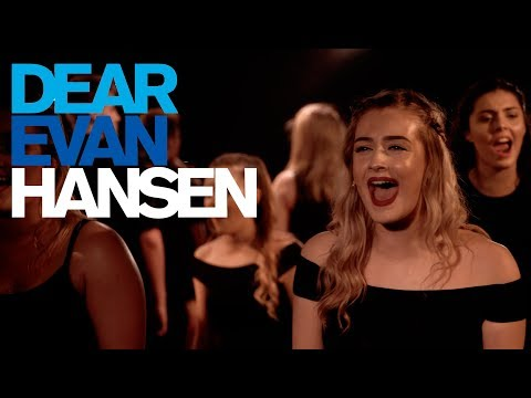 Dear Evan Hansen - You Will Be Found - Emil Dale Academy LIVE cover - APPLY TO AUDITION FOR US