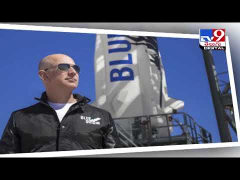Jeff Bezos happy to fulfill his childhood dream