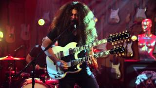 "Coheed and Cambria ""Welcome Home"" Guitar Center Sessions on DIRECTV"