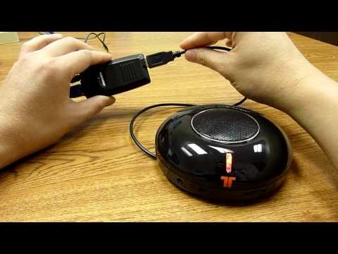 Addonics NAU adapter - Connect USB speaker to NAU (8 of 8)