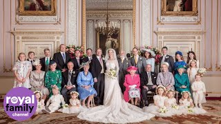 Lady Gabriella Windsor and Thomas Kingston's wedding photos