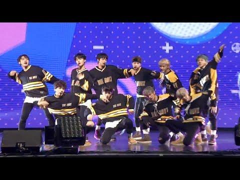 THE BOYZ(더보이즈) 'Text me back' Showcase Stage (쇼케이스, Boy, 소년, 주학년, 선우, 케빈, 영훈)