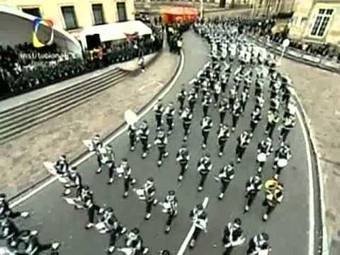 Desfile militar 20 de julio - I