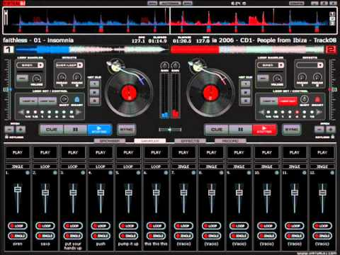 samples de reggaeton para dj virtual