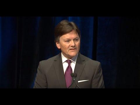 President Kelvin Dushnisky at 2016 Shareholders Meeeting