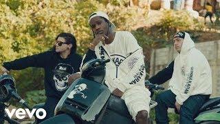 A$AP ROCKY - Wild For The Night (Explicit) ft. Skrillex, Birdy Nam Nam