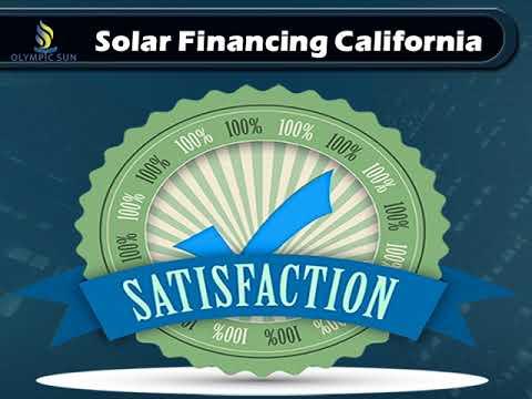 Residential Solar Financing Companies