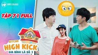 """Gia đình là số 1 sitcom   tập 71 full: Kim Long """"gồng mình"""" đối đầu với Đức Mẫn vì...bảo vệ Yumi"""