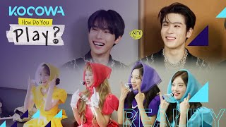 Pros like NCT greet the rookie Refund Sisters [How Do You Play? Ep 66]
