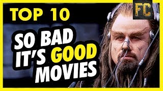 Top 10 So Bad It's Good Movies on Netflix & More | Good Bad Movies on Netflix | Flick Connection