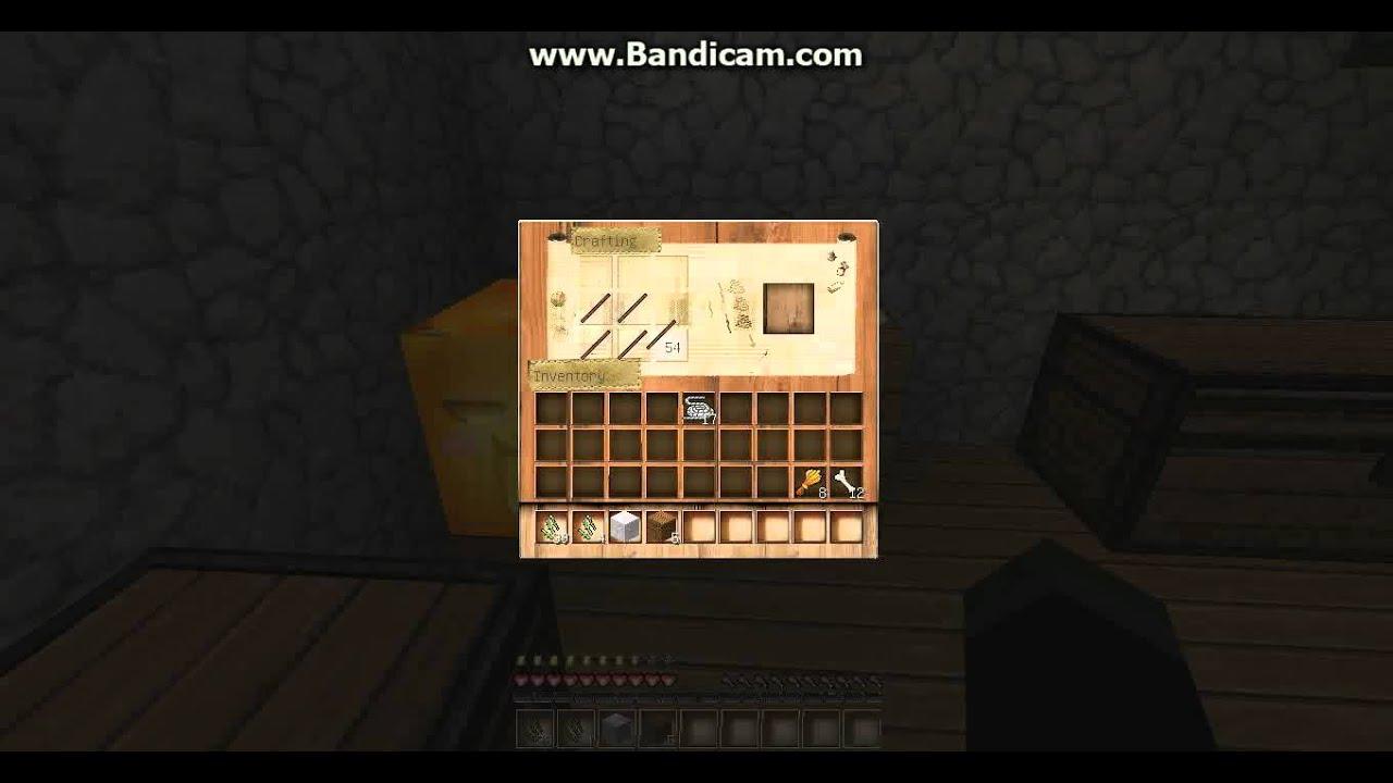 minecraft tutorial zaun tor bauen craften hd youtube. Black Bedroom Furniture Sets. Home Design Ideas