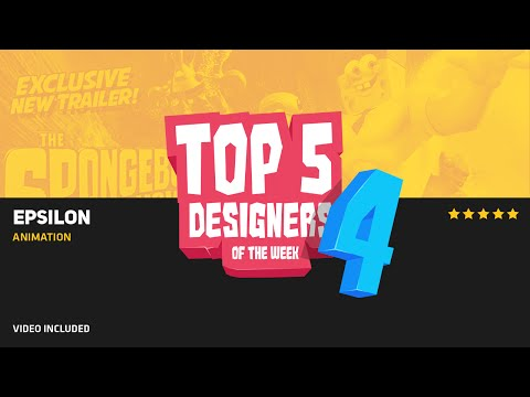 Top 5: Graphic Designers of the week 4 by Swerve™