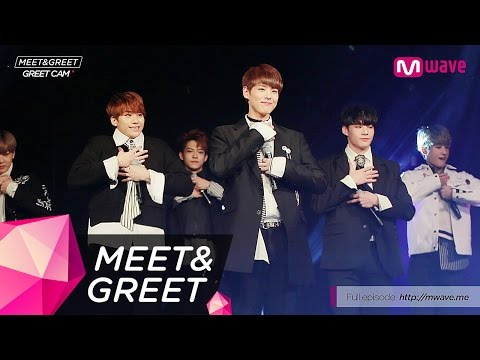[FANCAM] VICTON - Blank (얼타) @ 170323 MEET&GREET