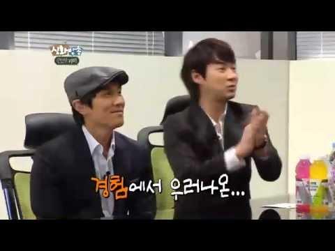 [JTBC] 신화방송 (神話, SHINHWA TV) 39회 명장면 - 동완의 주사는 과격한 뽀뽀?