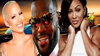 7 Beautiful Women LeBron James has had Affairs With
